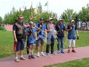 Clay Pigeon Shooting Belgrade